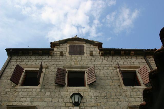 Старый дом после реновации в г. Пераст