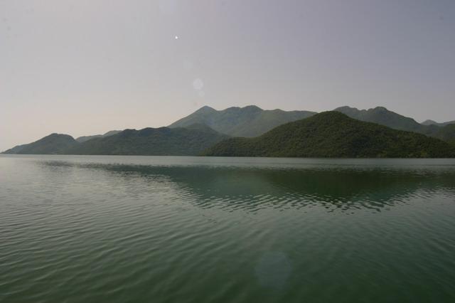 Утро на Скадарском Озере